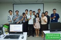 ภาพบรรยากาศ อบรม Joomla Developer ครั้งที่ 4 - อบรมนักพัฒนา