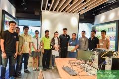 ประมวลภาพบรรยายกาศ Train บริษัท เซนิธผลิตภัณฑ์เด็ก จำกัด ระบบ ERP รวมการผลิต