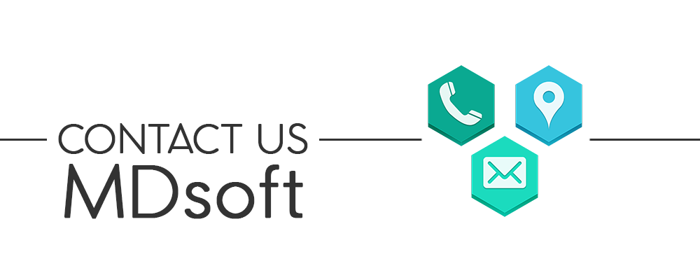 Contact us MDsoft
